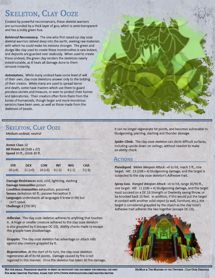 Wanderer's Creature Feature   Wanderer's Haven Publications